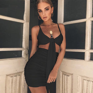 Sexy Vibes Mini Dress