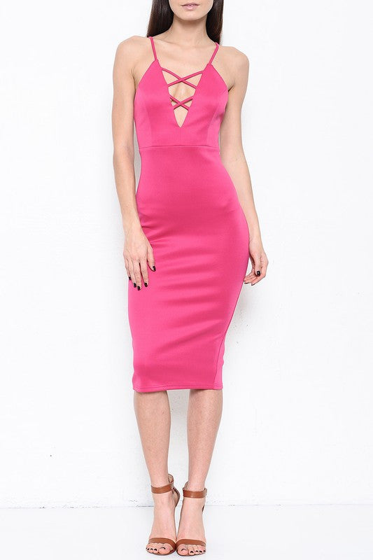 Pink Delight Dress