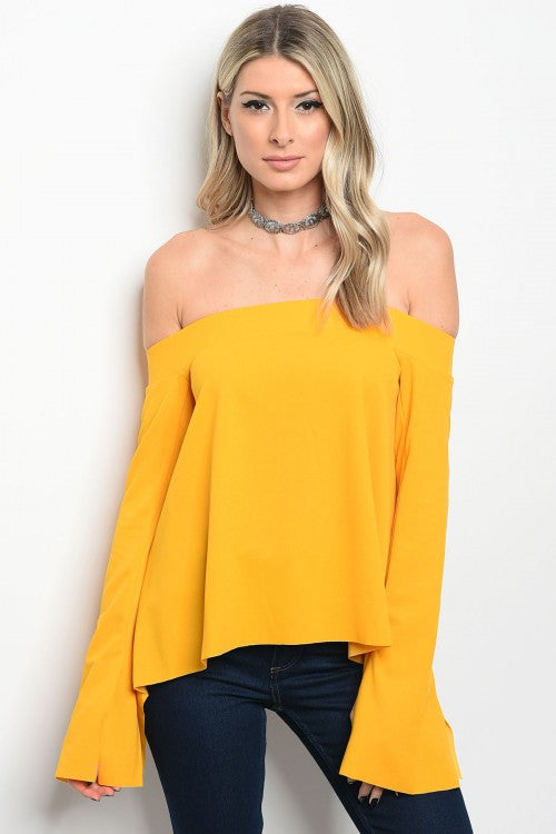 Barbie Off Shoulder Top