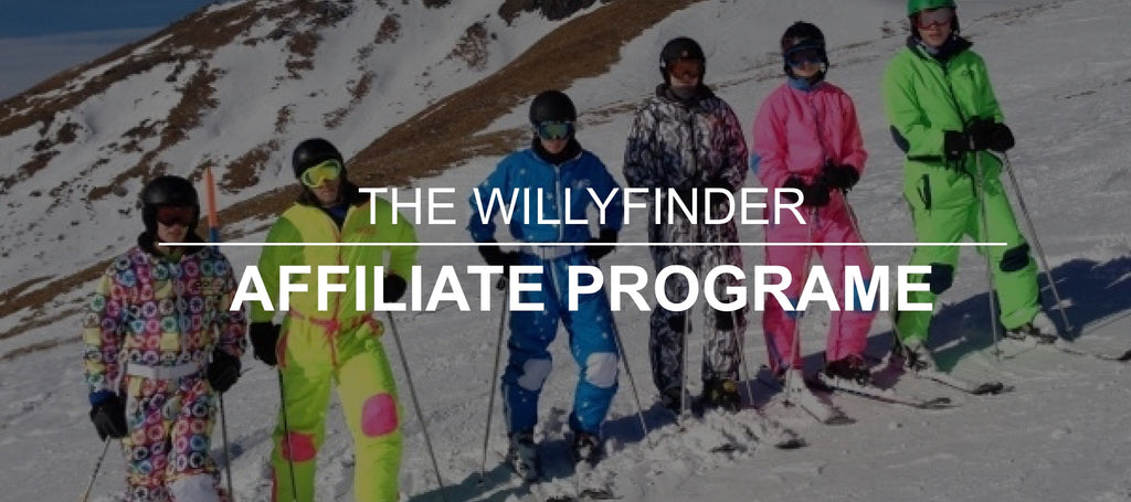 The Willyfinder Affiliate programme image