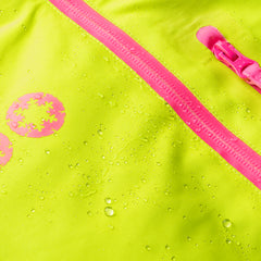 Rubarb and Custard all in one ski suit onesie Waterproof breathable fabric