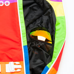 Suit Pastille all in one ski suit onesie mesh goggle pocket