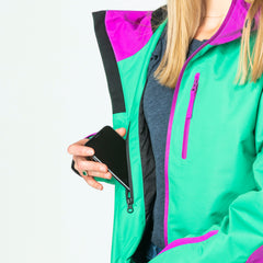 The Hulk all in one ski suit onesie Media Pocket