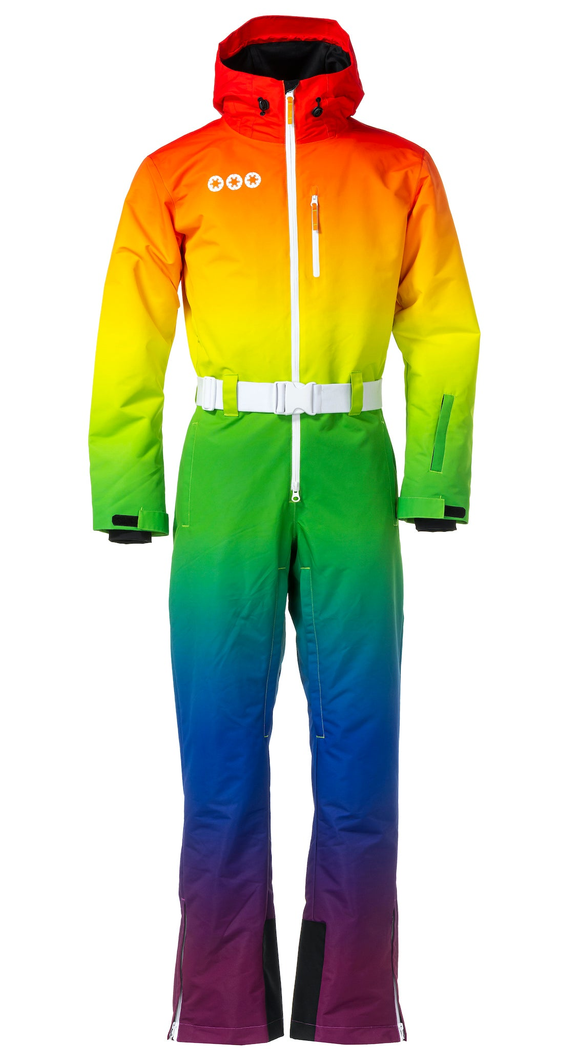 Over the Rainbow | Unisex Ski Suit - Willyfinder