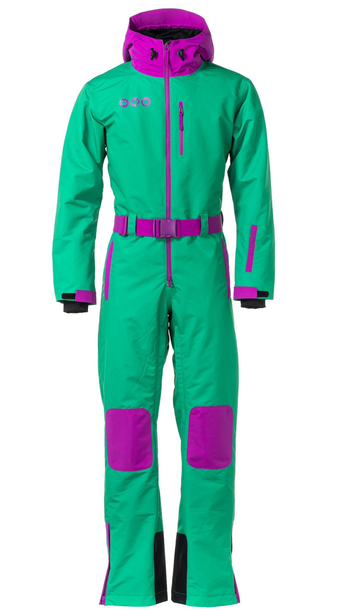 The Hulk | Unisex Ski Suit - Willyfinder