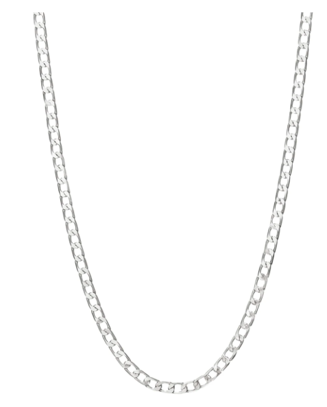 Walter Chain in Silver