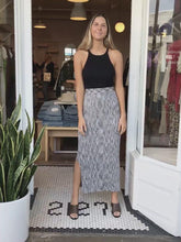 Load and play video in Gallery viewer, Pira Knit Skirt