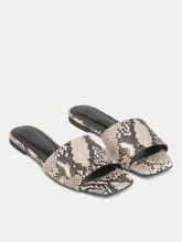 Load image into Gallery viewer, Riga Snake Sandals