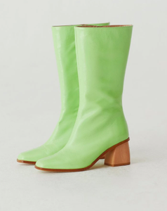 Emiliana 2 in Green Fluor