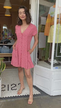 Load and play video in Gallery viewer, Milla Mini Tulips Dress