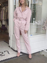 Load and play video in Gallery viewer, Cecilia Long Sleeve Jumpsuit