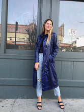 Load image into Gallery viewer, Cassaundra Trench Coat