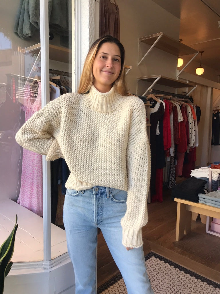 Sonia Sweater Ivory