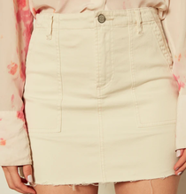 Load image into Gallery viewer, The Austin Cargo Skirt
