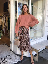 Load image into Gallery viewer, Anja Tiger Midi Skirt