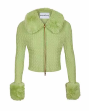 Load image into Gallery viewer, Island Peggy Cardigan in Sisi Grass