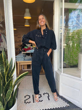 Load image into Gallery viewer, Ina High Collar Jumpsuit