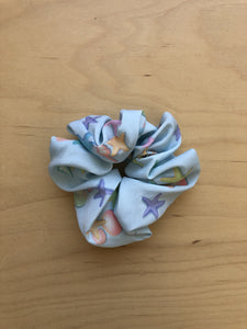 Scrunchie in Sea Shell