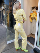 Load image into Gallery viewer, The Bay Tracksuit Pant in Blonde