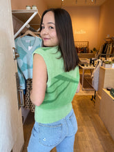 Load image into Gallery viewer, Suburban Knit in Palm Green