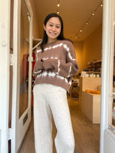 Load image into Gallery viewer, Eva Cropped Sweater in Breakin