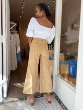 Load image into Gallery viewer, Scelsi Pants in Plain Wheat