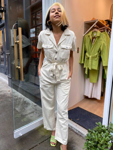 The Westley Safari Coverall in Pandoras Box