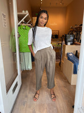 Load image into Gallery viewer, Cavolo Pants in Olive
