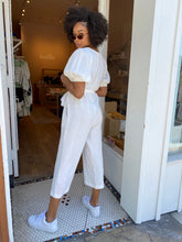 Load image into Gallery viewer, Verona Puff Sleeve Jumpsuit