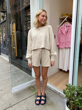 Load image into Gallery viewer, Nicole Two Piece Sweater Set in Oatmeal