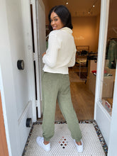 Load image into Gallery viewer, Terry Henley Sweatpant in Moss