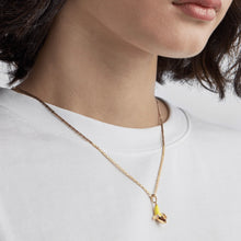 Load image into Gallery viewer, Banana Charm Necklace