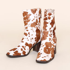 PG Moo Boot Brown