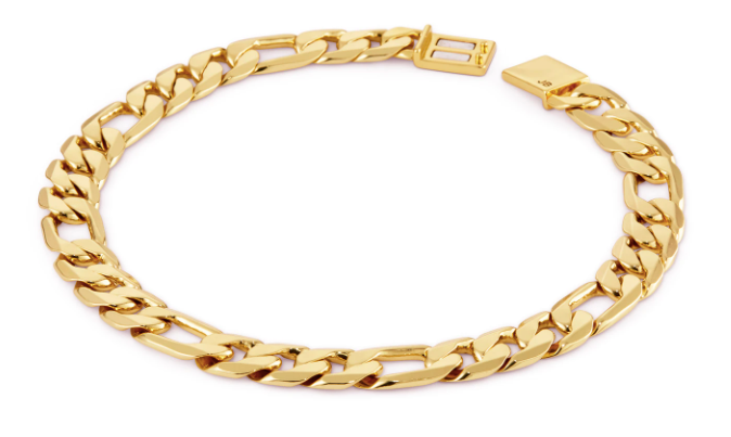 Carter Choker in Gold