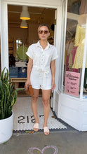 Load image into Gallery viewer, Horizon Playsuit in Vintage White