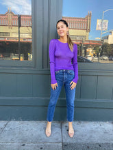 Load image into Gallery viewer, Teide Sweater Purple