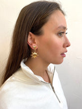 Load image into Gallery viewer, Sonia Sunshine Earring in Gold