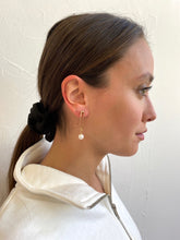 Load image into Gallery viewer, Samantha Safety Pin Earring in Gold
