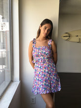 Load image into Gallery viewer, Mid Summer Mini Dress Nefeli Floral