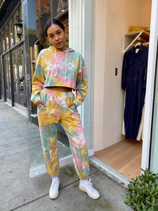 Hailey Tie Dye Sweatpants
