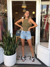Load image into Gallery viewer, Parker Vintage Cutoff Short in Riptide