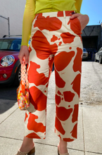 Load image into Gallery viewer, Melinda Trouser Moo Print