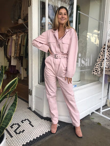 Cecilia Long Sleeve Jumpsuit