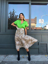 Load image into Gallery viewer, Luda Midi Skirt