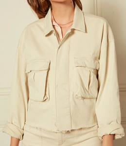 The Camden Utility Jacket in Pandora's Box