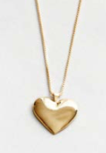 Amourette Gold Necklace