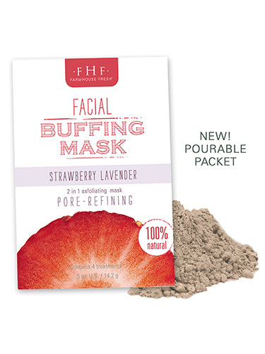 FHF Facial Buffing Mix