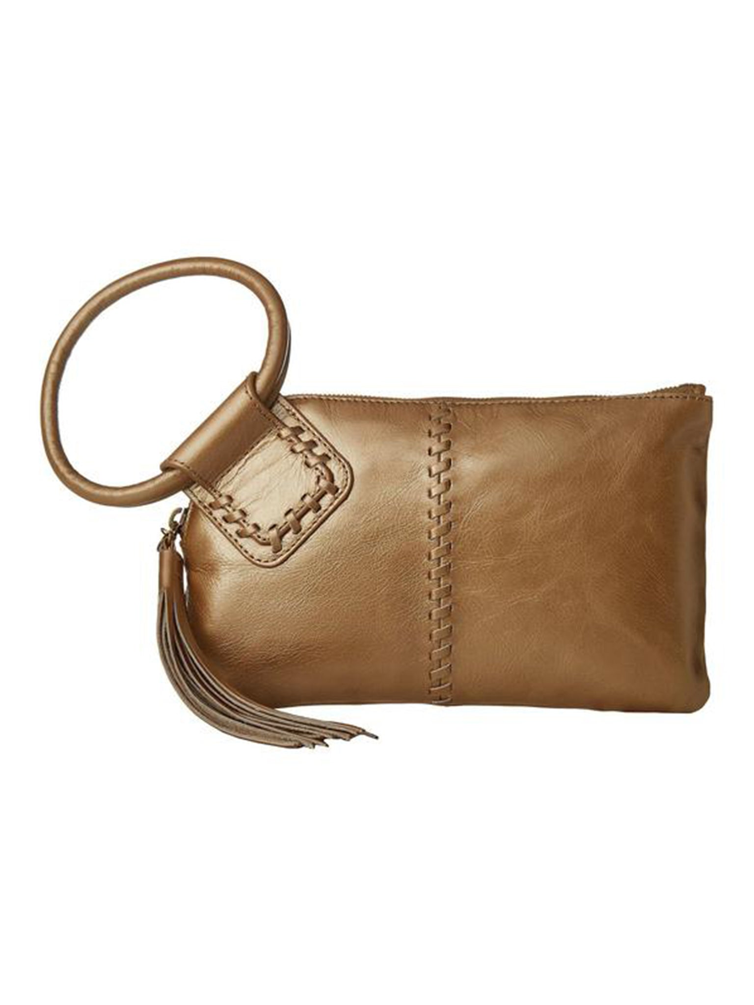 HOBO the Original Sable Whip Stitch Wristlet