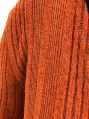 Bettye Sweater in Rust