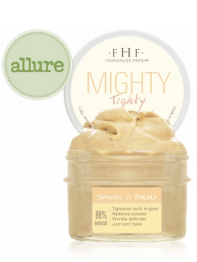 FHF Facial Mask : Mighty Tighty